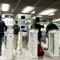 В Таллиннском аэропорту установили автоматизированные ворота пограничного контроля