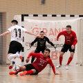 Футзал Беларуси: ничья лидеров и новый титульный спонсор кубка