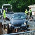 Õnnetuse hetkel oli sõidutee asfaltkate märg ja ebatasane. Suurim lubatud sõidukiiruseks oli tollel lõigul 30 km/h.