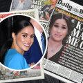 Meghan Markle'ist sai Briti meedia peksupoiss? Tabloidajakirjandus näitab, kui rassistlik on Suurbritannia