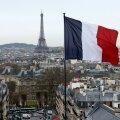 Pariisis tekitas terroripaanikat helibarjääri ületanud lennuk
