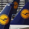 Lufthansa jätab streikide tõttu kolmapäeval ära ligi 900 lendu, mis puudutab 87 000 reisijat
