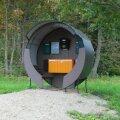 Postkastid Lossimäe külas