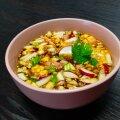 На квасе или на кефире? Секреты холодных супов от кулинарного блогера RusDelfi