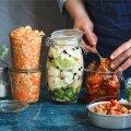 Turguta oma immuunsüsteemi kääritatud toiduga: tee kõhule pai ja pikenda toidu säilivusaega