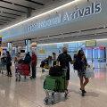 Suurbritanniasse reisijatel on alates tänasest kohustus kaheks nädalaks karantiini jääda