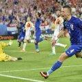 ФОТО и ВИДЕО: Испания впервые с 2004 года проиграла на чемпионате Европы