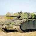 Lahingumasin CV9035NL on välja töötatud Hollandi maaväe jaoks.