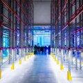 ГАЛЕРЕЯ   Компания HKScan открыла под Таллинном новый логистический центр, где будут работать более 100 человек