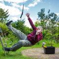 ÜLLATAV STATISTIKA | Just see on vaiaeldamatult kõige ohtlikum aiatöö