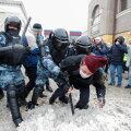 31 января, протесты в Москве