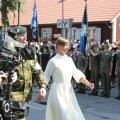ГАЛЕРЕЯ   В Пайде проходит парад в честь Дня победы