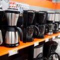Скидки на мелкую кухонную технику: кофемашины, блендеры и электрочайники до 77% дешевле!