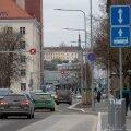 Kaootiline liiklus Gonsiori tänaval