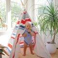 Pooleteiseaastane Jasper jäi telgiga väga rahule: oma tuba, oma luba!