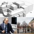ERISAADE | Kast keset parki või kultuuritempel? Rahvusooper Estonia juht räägib juurdeehitusest