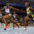 Naiste 100m jooksu finaal, Daegu MM, kergejõustik