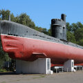 Illustreerival eesmärgil: M-256 allveelaevaga samasse klassi kuulunud M-296 allveelaev Odessas