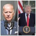 Kollaaž: USA presidendiks kandideerivad demokraat Joe Biden ja vabariiklane Donald Trump