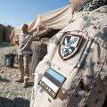 """Эстонские военнослужащие в Афганистане отметили День ветерана """"шашлыками"""" и безалкогольным пивом"""