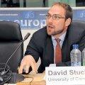 Дэвид Стаклер