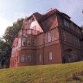 Sihtasutuse uus kontor asub eelmise sajandi algusest pärit  restaureeritud villas.