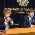 Stenbocki maja pressikonverents