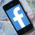 Raha ja Facebooki logo