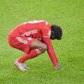 VIDEO   Müncheni Bayern ei suutnud võõrsil kaheväravalist edu hoida ja kaotas hooaja teise mängu