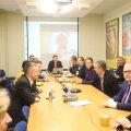 Reformierakonna juhatuse koosolek 13. jaanuaril