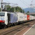 EKOL-i rong Trieste ja Kölni vahelisel liinil. Ferrovie.it