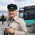 ФОТО   Таллинн презентовал новые газовые автобусы