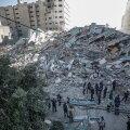 Израиль и ХАМАС обменялись новыми ракетными ударами