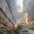Iraak on kiirelt libisemas äärmuslaste korra alla