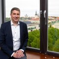 TALUPOJAMÕISTUS AITAS: 1993. aastast Eesti välisteenistuses töötanud Märt Volmer usub, et Eesti pääses kevadisest koroonalainest suhteliselt kergelt tänu inimeste mõistlikkusele.
