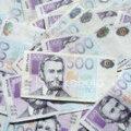 Fitch langetas Eesti reitingu väljavaate negatiivseks