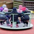 Lapsed lasteaias 30.03.2021