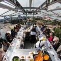 Dinner In the Sky 2015