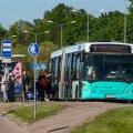 Tallinna Linnatranspordi AS buss
