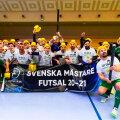 Футзал Скандинавии: фавориты торжествуют!
