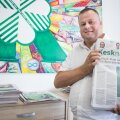 Центристская партия сократила главреда газеты Kesknädal. Неужели партийную газету закроют?