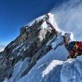 Ülerahvastatud Everestil on nädala jooksul surnud seitse inimest