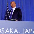 Trump saabumas G20 kohtumise lõpetanud pressikonverentsile
