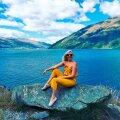 La La Lady Kethi reisiseiklused Uus-Meremaal: suur temperatuurivahe, kurjad linnud ja pikk pidu!