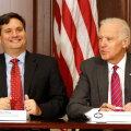 Ron Klain ja Joe Biden