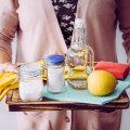 Toiduained, mis teevad kodu kiiremini ja efektiivsemalt puhtaks kui mistahes keemilised puhastusvahendid