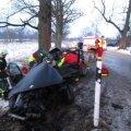 Ekspertiis: Põlvamaal raskes liiklusõnnetuses hukkunud noormees oli joobes