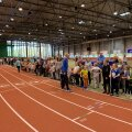 В Ласнамяэском манеже познакомились с паралимпийским видом спорта - бочча