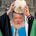 Patriarh Kirill kohtub Eestis nii Andrus Ansipi kui ka Edgar Savisaarega.