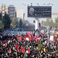 VIDEO   Soleimani matustel Iraanis Kermanis sai vähemalt 40 inimest rüseluses surma